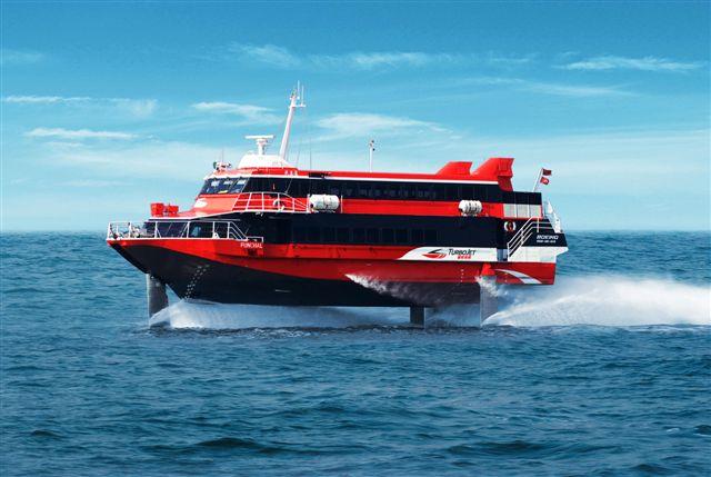 Resultado de imagem para ferry turbojet macau