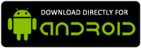 Android download icon